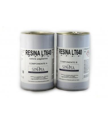 RESINA LT640 STONE (A+B 500+500 g) - conf. 1 Kg