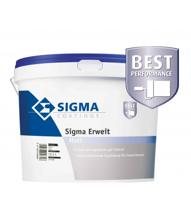 SIGMA ERWEIT BIANCO LN - 4 litri