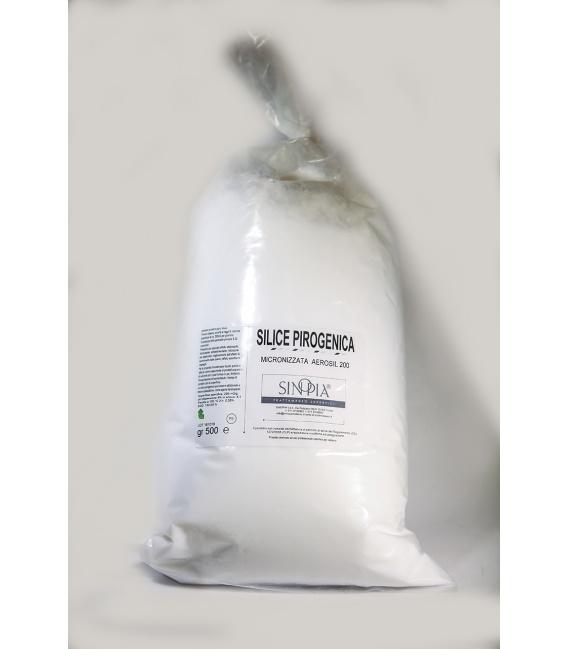 SILICE PIROGENICA MICRONIZZATA IDROFILA- 500 g