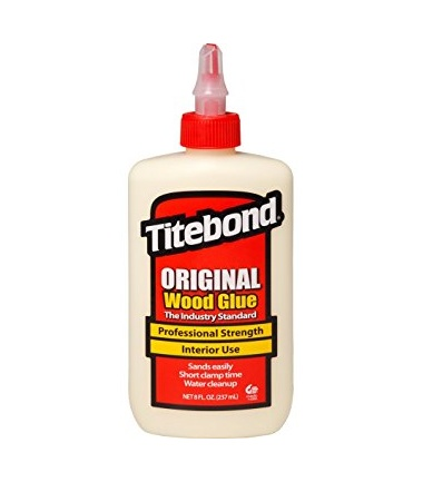 COLLA TITEBOND ALIFATICA ORIGINAL WOOD GLUE - 237 ml