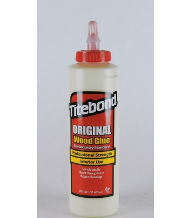 COLLA TITEBOND ALIFATICA ORIGINAL WOOD GLUE - 473 ml