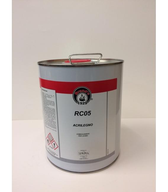 ACRILEGNO CONSOLIDANTE LEGNO - conf. 5 litri