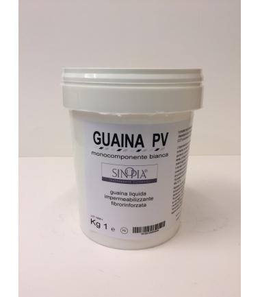 GUAINA PV COLORE BIANCO - conf. 1 Kg