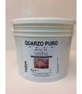 QUARZO PURO 0,4-0,8 mm - conf. 4 Kg