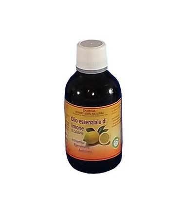 OLIO ESSENZIALE LIMONE - 40 ml