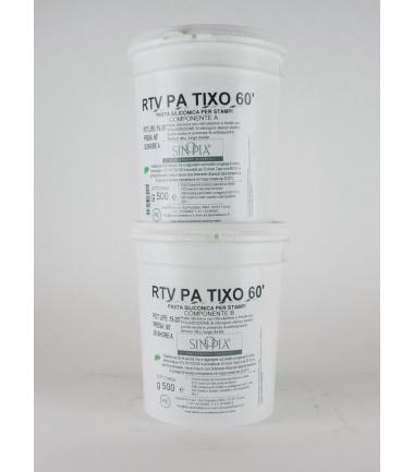 RTV PA TIXO 60' (A+B) - conf. 1 Kg