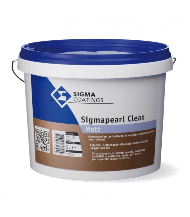 SIGMAPEARL CLEAN BIANCO LN - 5 litri ***