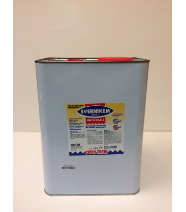 SVERNIKEM SVERNICIATORE UNIVERSALE - conf. 4 litri