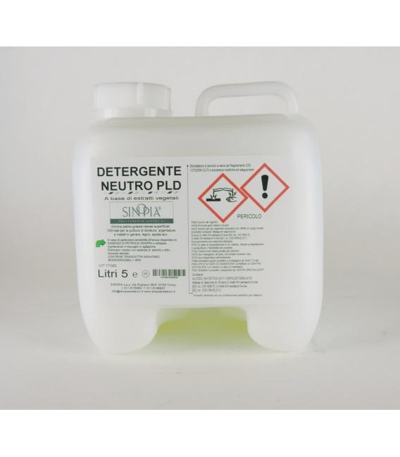 DETERGENTE NEUTRO PLD PER DORATURE - conf. 5 litri