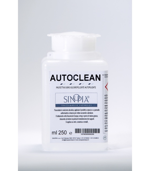GLASS PROTECTOR (AUTOCLEAN) - conf. 250 ml