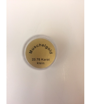 ORO VERO 23 3/4 K CONCHIGLIA SMALL 0,4 g