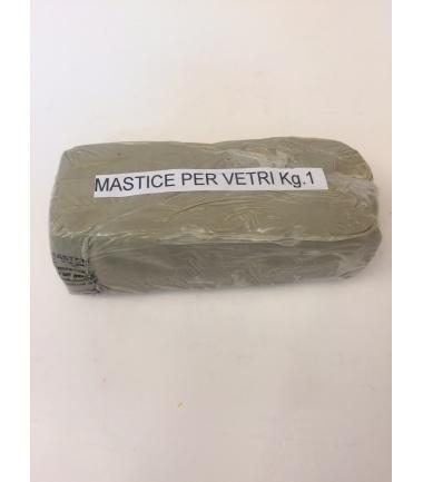 MASTICE PER VETRI - conf. 1 Kg