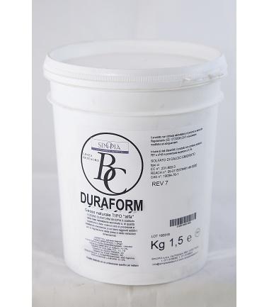DURAFORM GESSO CALCHI - conf. 1,5 Kg