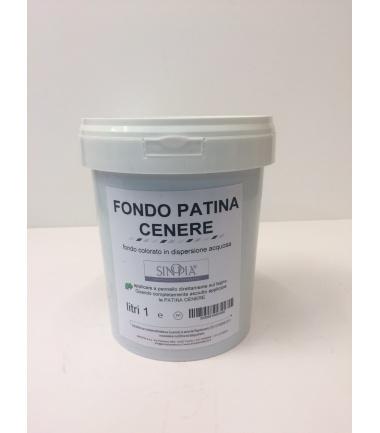 PATINA CENERE FONDO - conf. 1 litro