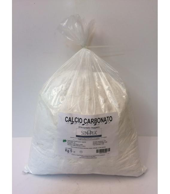 CALCIO CARBONATO LEGGERO - conf. 5 Kg