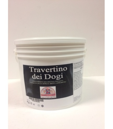 TRAVERTINO DEI DOGI - conf. 2,5 Kg