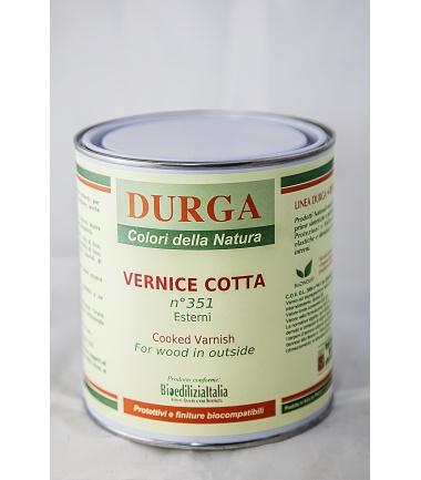 VERNICE COTTA INDRA TRASPARENTE 351i - 750 ml