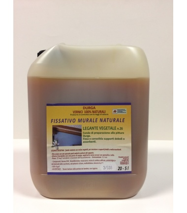 FISSATIVO LEGANTE VEGETALE 26 - 5 litri