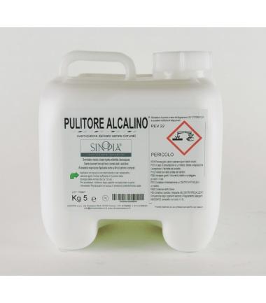 PULITORE ALCALINO - conf. 5 Kg