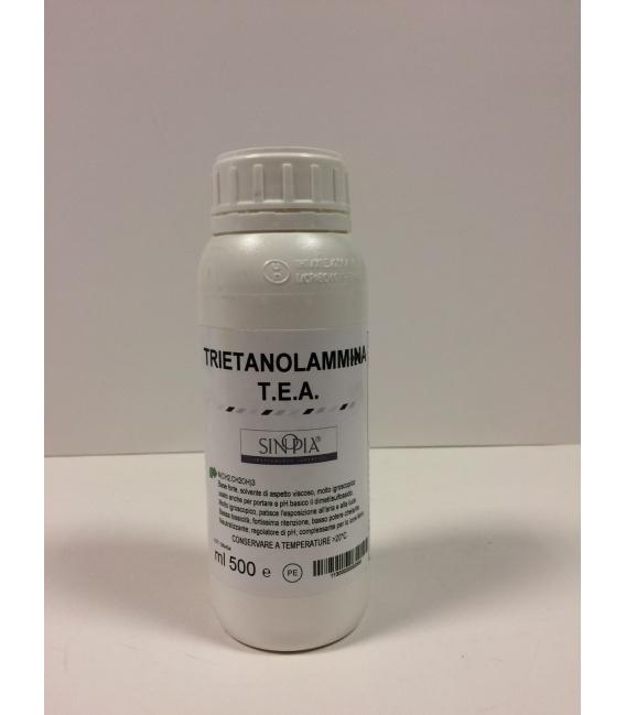 TRIETANOLAMMINA T.E.A. - conf. 500 ml