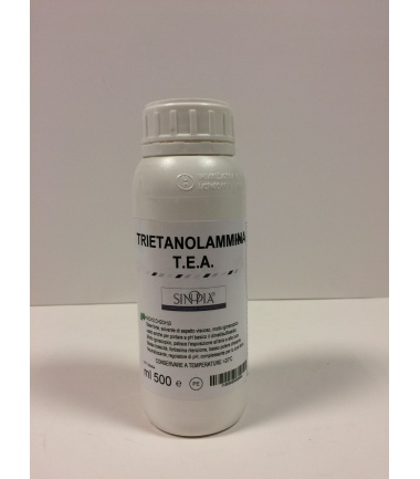 TRIETANOLAMMINA T.E.A. - conf. 500 ml