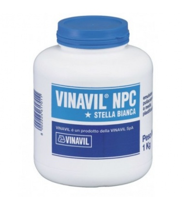 VINAVIL STELLA BIANCA NPC - conf. 1 Kg