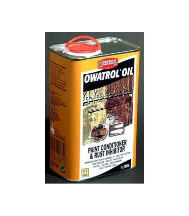 OWATROL RUSTOL OIL - conf. 5 litri