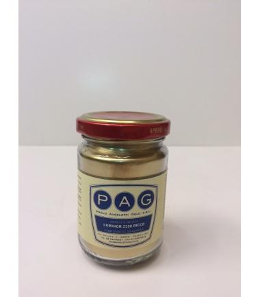 PORPORINA ORO RICCO LUMINOR - conf. 100 g