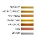 PORPORINA ORO RICCO PALLIDO LUMINOR - conf. 100 g
