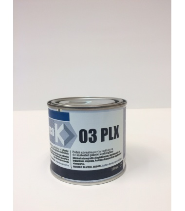 POLISH PLAST 03 PLX - conf. 150 ml