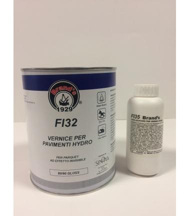 VERNICE PER PARQUET HYDRO LUCIDA 80 GLOSS FI 32- conf. 1 litro