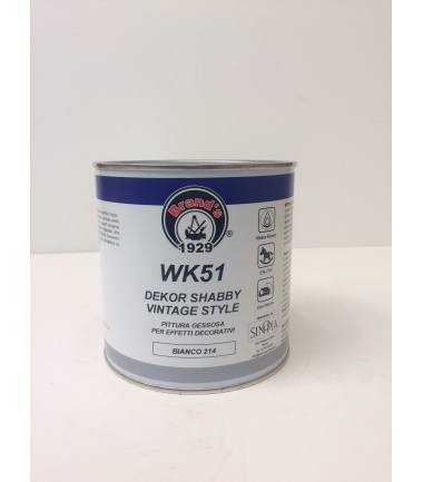 DEKOR SHABBY VINTAGE STYLE BIANCO WK 51 214 - conf. 750 ml