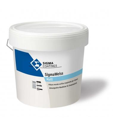 SIGMAWEISS TRASPIRANTE BIANCO - 15 litri ***