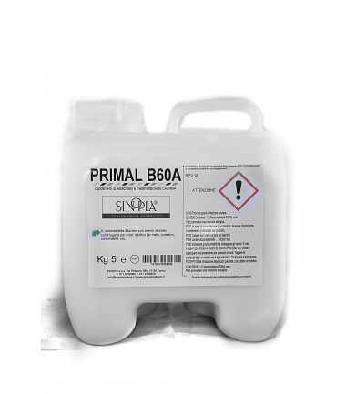PRIMAL B 60 A - conf. 5 Kg
