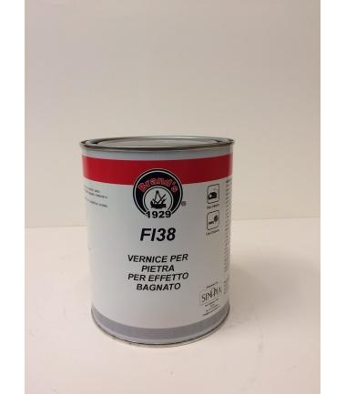 VERNICE PER PIETRA EFFETTO BAGNATO FI 38 - conf. 1 litro