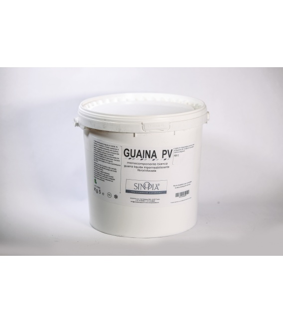 GUAINA PV COLORE BIANCO - conf. 5 Kg