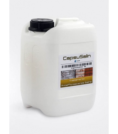 CAPSUSALIN ANTISALI NANOMETRICO - conf. 5 litri