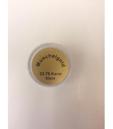 ORO VERO 23.3/4 K CONCHIGLIA SMALL 0,4 g