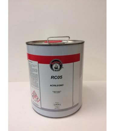 ACRILEGNO CONSOLIDANTE LEGNO WK 47- conf. 5 litri