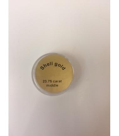 ORO VERO 23.3/4 K CONCHIGLIA MEDIUM 1,1 g