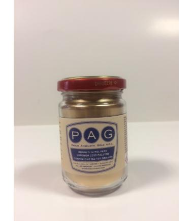 PORPORINA ORO PALLIDO LUMINOR- conf. 100 g