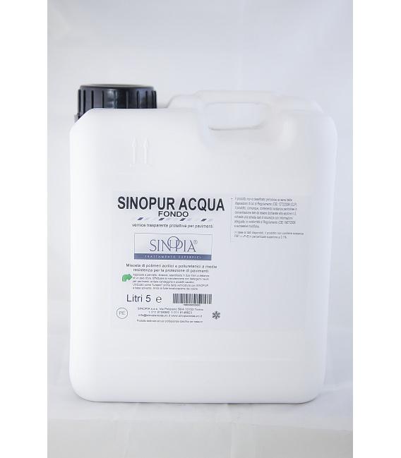 SINOPUR ACQUA FONDO - conf. 5 litri