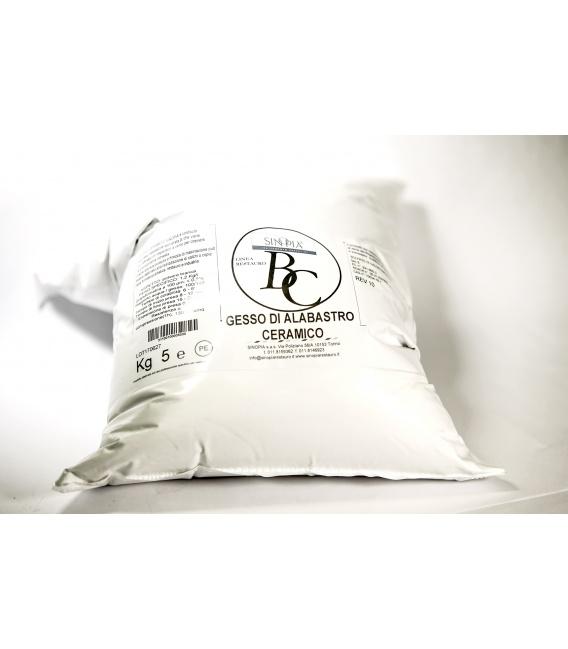 GESSO ALABASTRO/CERAMICO SUPER - conf. 5 Kg