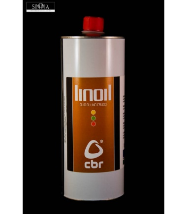 OLIO DI LINO CRUDO - conf. 1 l