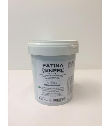 PATINA CENERE - conf. 1 litro