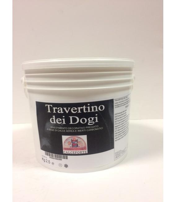 TRAVERTINO DEI DOGI - conf. 2,5 Kg