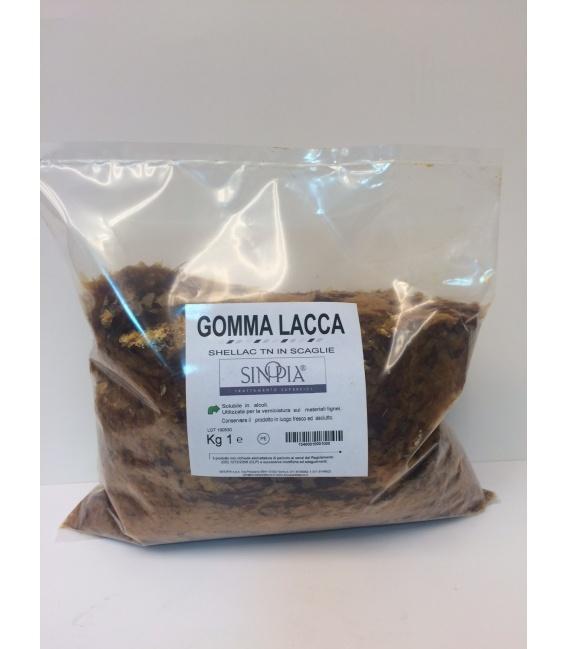 GOMMA LACCA TN SCAGLIE - conf. 1 Kg
