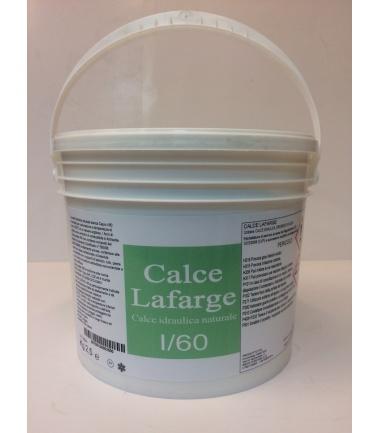 CALCE IDRAULICA LAFARGE I/60 NHL3,5 - conf. 2,5 Kg