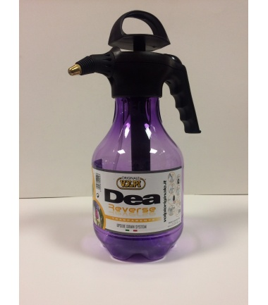 SPRUZZATORE DEA PRESSIONE REVERSE TUBO FLESSIBILE 2 litri