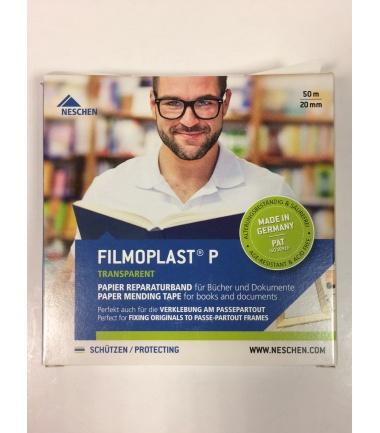 FILMOPLAST P CARTA TRASPARENTE disp. m 50 x 2 cm